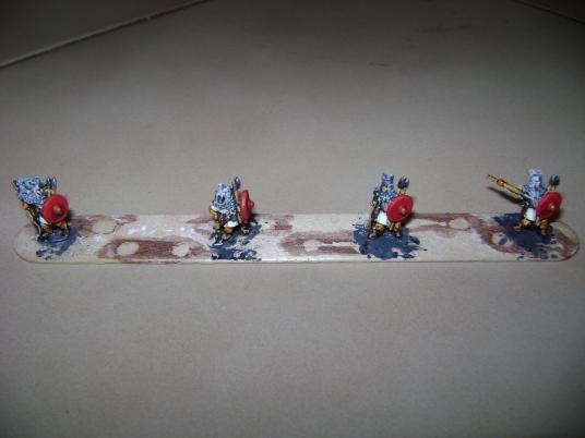 Roman Velites, unit 3